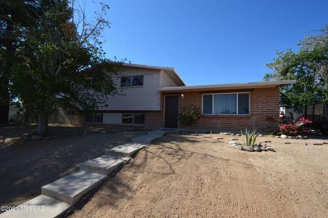 3150 W Calle Cereza, Tucson, AZ 85741 (#22112579) :: Gateway Realty International