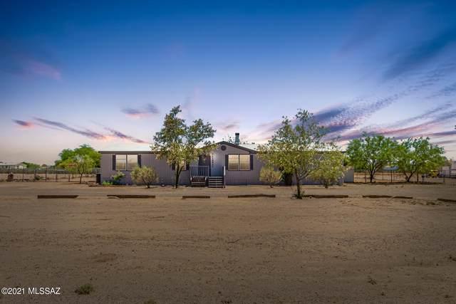 16921 W Peccary Lane, Marana, AZ 85653 (#22112581) :: The Local Real Estate Group   Realty Executives