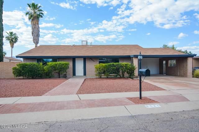 9525 E Calle Eunice, Tucson, AZ 85715 (#22112585) :: Keller Williams