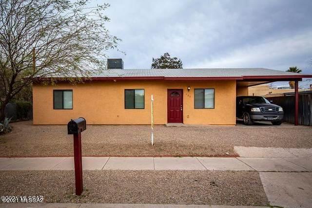 706 N Cherokee Avenue, Tucson, AZ 85745 (#22112589) :: Luxury Group - Realty Executives Arizona Properties