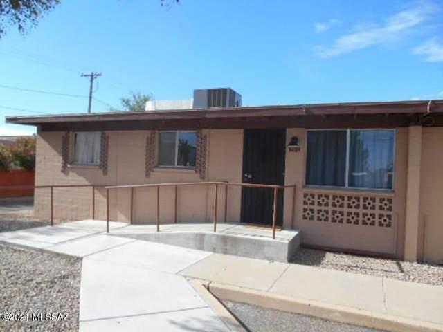 1451 W Roger Road, Tucson, AZ 85705 (#22112592) :: The Dream Team AZ