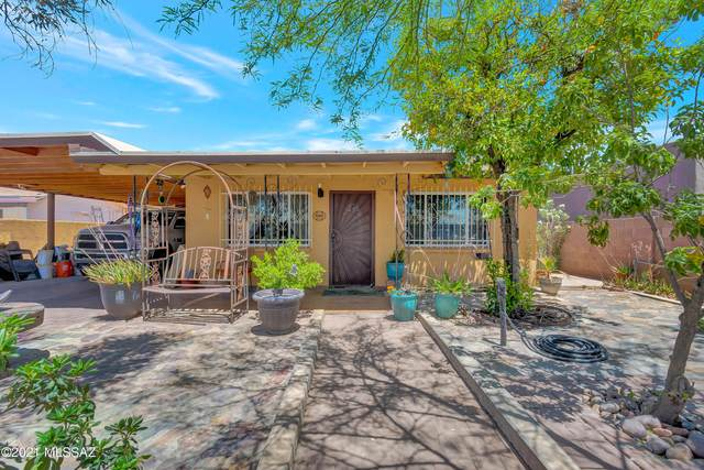 425 E 35Th Street, Tucson, AZ 85713 (#22112593) :: Gateway Realty International