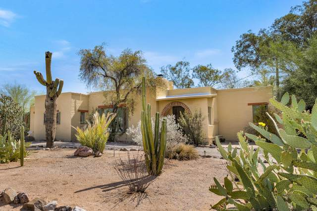 115 S Bryant Avenue, Tucson, AZ 85711 (#22112630) :: Gateway Realty International