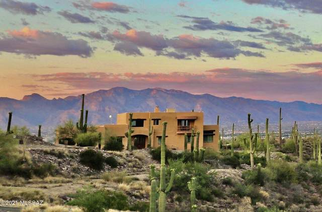 2100 N Via De Suenos, Tucson, AZ 85745 (#22112632) :: Gateway Realty International