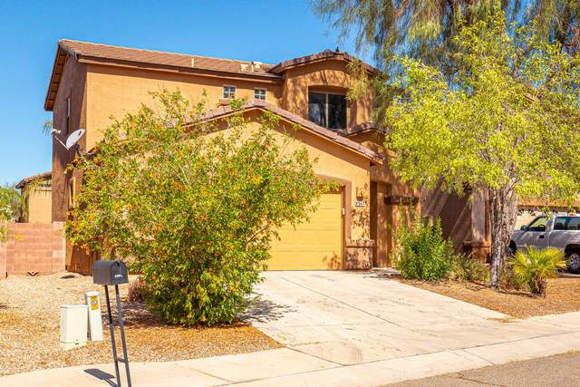 8347 N Washakie Way, Tucson, AZ 85741 (#22112636) :: Gateway Realty International