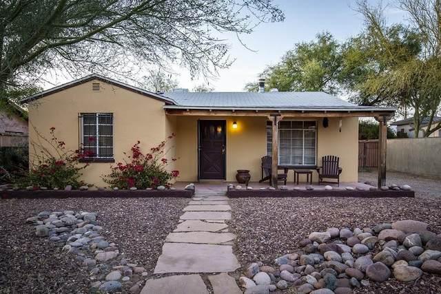 4007 E 2Nd Street, Tucson, AZ 85711 (#22112662) :: The Josh Berkley Team