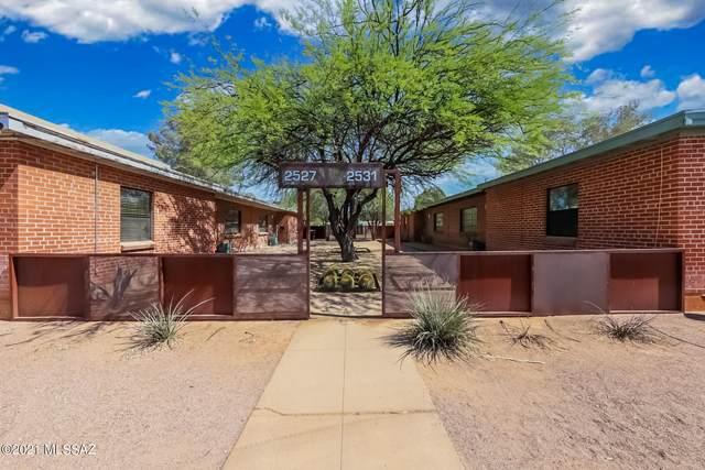 2527 E Lee Street, Tucson, AZ 85716 (#22112682) :: The Local Real Estate Group | Realty Executives