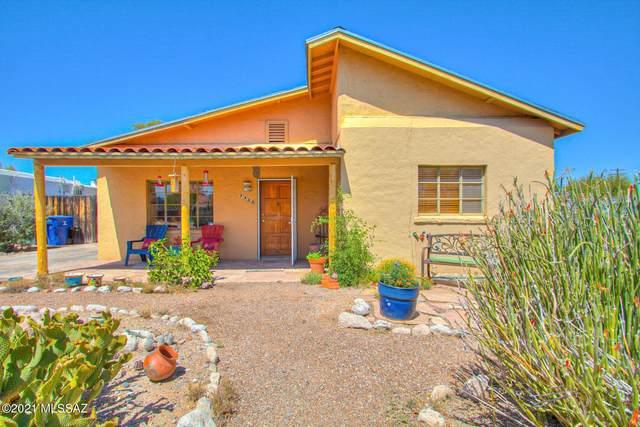 2233 N Isabel Boulevard, Tucson, AZ 85712 (#22112701) :: Kino Abrams brokered by Tierra Antigua Realty