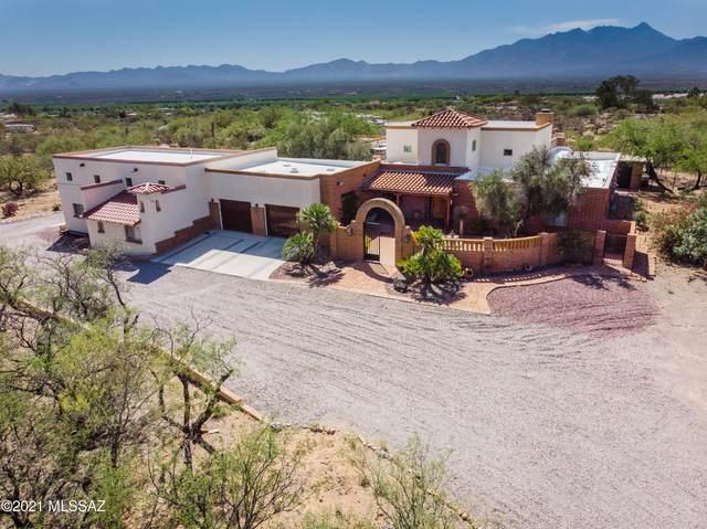 615 W Paseo Bolsa, Green Valley, AZ 85622 (#22112703) :: AZ Power Team