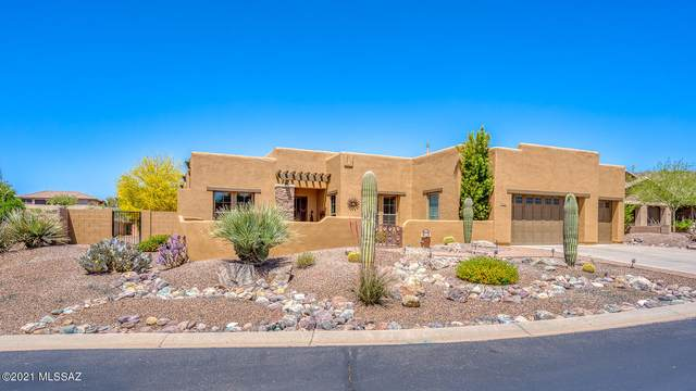 35998 S Desert Sun Drive, Tucson, AZ 85739 (MLS #22112712) :: The Luna Team