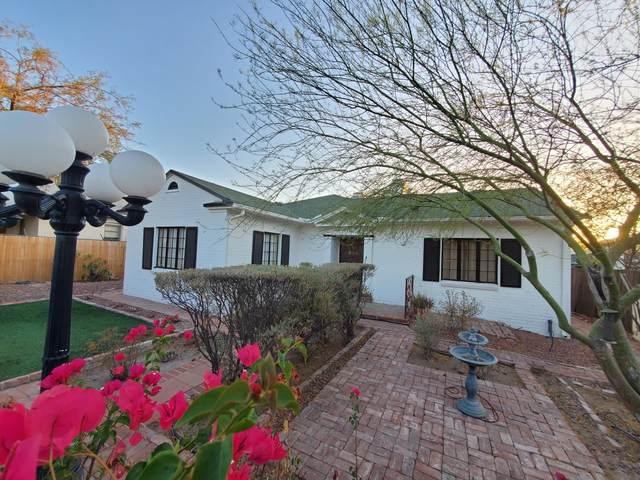 911 N 6Th Avenue, Tucson, AZ 85705 (#22112725) :: The Josh Berkley Team