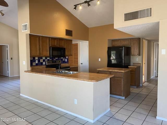 4851 W Waterbuck Drive, Tucson, AZ 85742 (#22112734) :: The Dream Team AZ