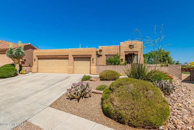 14023 E Bluff View Place, Vail, AZ 85641 (#22112758) :: AZ Power Team