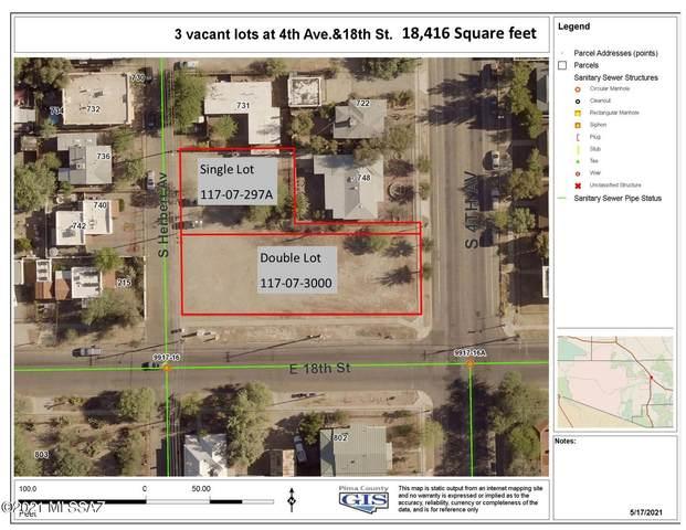 W 18th Street #9, Tucson, AZ 85701 (#22112767) :: AZ Power Team