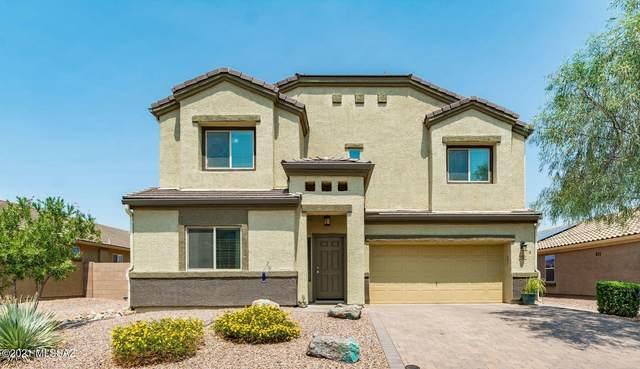 8816 W Atlow Road, Marana, AZ 85653 (#22112775) :: Tucson Property Executives