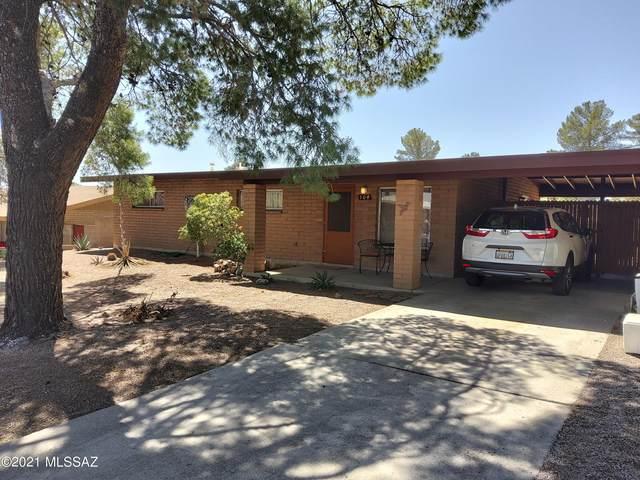 104 E Avenue I, San Manuel, AZ 85631 (MLS #22112780) :: The Luna Team
