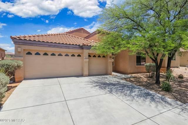 7537 S Granite Hill Drive, Tucson, AZ 85757 (#22112788) :: The Dream Team AZ