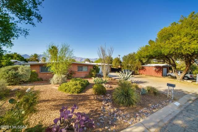 6171 E 4Th Street, Tucson, AZ 85711 (#22112812) :: Gateway Partners International