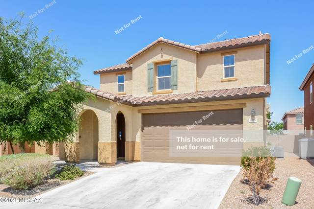 5207 E Fairy Duster Drive, Tucson, AZ 85756 (#22112832) :: Kino Abrams brokered by Tierra Antigua Realty