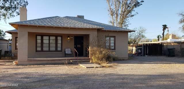 4011 E Camino De Palmas, Tucson, AZ 85711 (MLS #22112848) :: The Luna Team