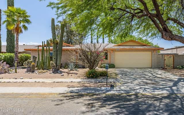8842 E 27Th Street, Tucson, AZ 85710 (#22112881) :: Gateway Partners International