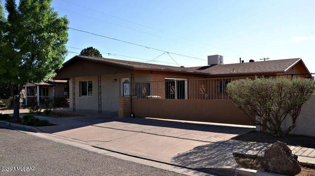 526 Carmelita Avenue, Douglas, AZ 85607 (#22112895) :: The Local Real Estate Group | Realty Executives