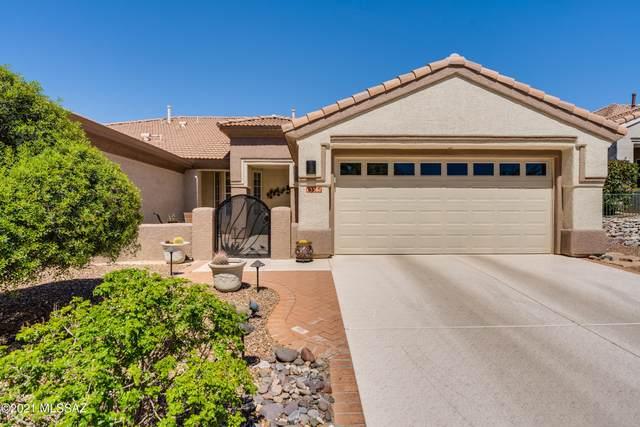 13361 N Heritage Gateway Avenue, Marana, AZ 85658 (#22112901) :: The Local Real Estate Group   Realty Executives
