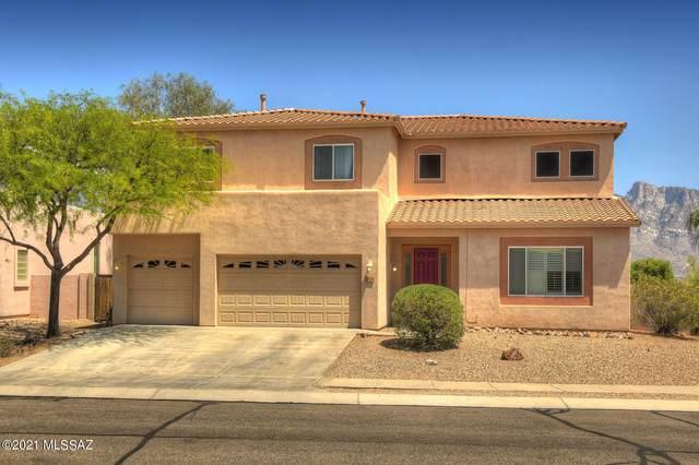 13154 N Booming Drive, Oro Valley, AZ 85755 (#22112902) :: Tucson Property Executives