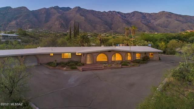 6151 N Placita Arco, Tucson, AZ 85718 (#22112916) :: Kino Abrams brokered by Tierra Antigua Realty