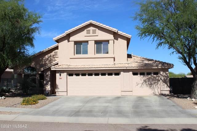 6172 S Lyons Drive, Tucson, AZ 85747 (#22112918) :: Kino Abrams brokered by Tierra Antigua Realty