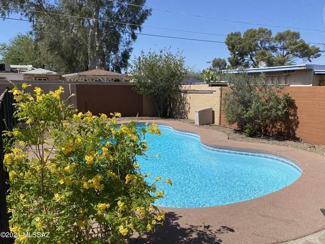3166 E 25th Street, Tucson, AZ 85713 (#22112968) :: Kino Abrams brokered by Tierra Antigua Realty