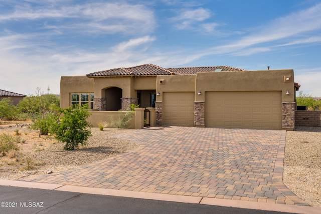 2677 E Reata Ridge Place, Sahuarita, AZ 85629 (#22112979) :: The Local Real Estate Group | Realty Executives