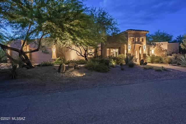 1280 W Appian Place, Tucson, AZ 85704 (#22112986) :: The Dream Team AZ