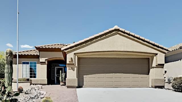 5362 W Eagle Gulch Court, Marana, AZ 85658 (#22113025) :: Gateway Partners International