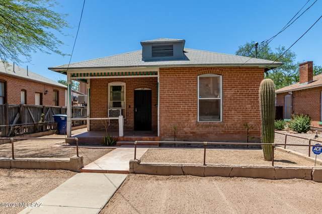 129 N 3Rd Avenue, Tucson, AZ 85705 (#22113070) :: Kino Abrams brokered by Tierra Antigua Realty