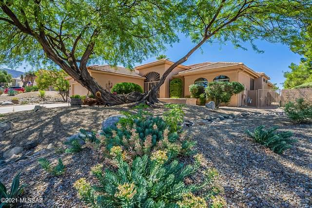 65723 E Rocky Path Drive, Tucson, AZ 85739 (#22113071) :: The Local Real Estate Group | Realty Executives