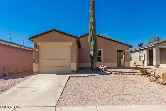 3675 W Exton Lane, Tucson, AZ 85746 (#22113084) :: Keller Williams