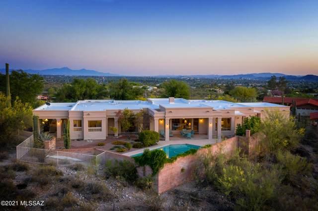 5117 N Camino Antonio, Tucson, AZ 85718 (#22113107) :: Kino Abrams brokered by Tierra Antigua Realty