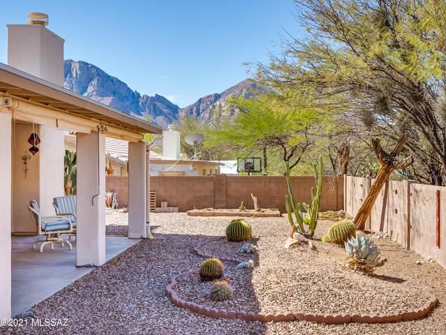 11661 N Europa Place, Oro Valley, AZ 85737 (#22113154) :: Tucson Property Executives