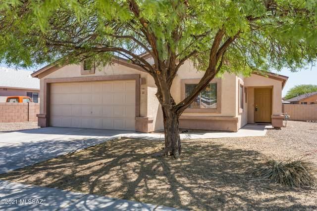7661 S Coleville Street, Tucson, AZ 85746 (#22113181) :: The Dream Team AZ