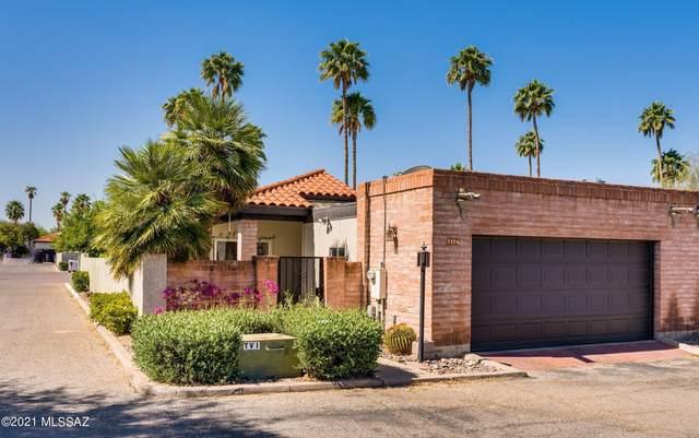 7574 E Camino De Querabi, Tucson, AZ 85715 (#22113197) :: The Local Real Estate Group | Realty Executives
