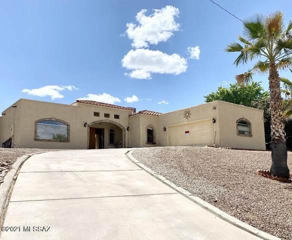 1773 W Monte Vista Way, Nogales, AZ 85621 (#22113231) :: Kino Abrams brokered by Tierra Antigua Realty