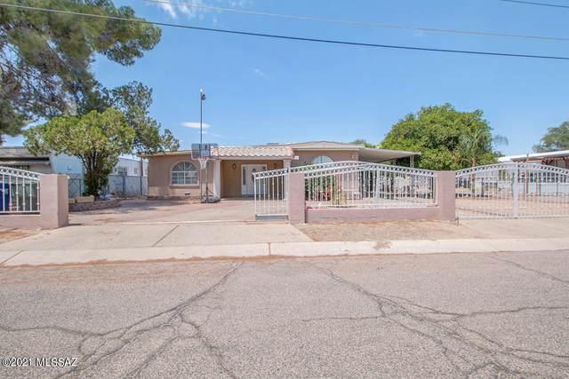 3133 N Iroquois Avenue, Tucson, AZ 85705 (#22113282) :: The Dream Team AZ