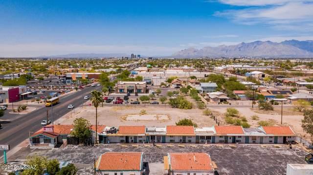 3031 S 6Th Avenue, Tucson, AZ 85713 (#22113338) :: Gateway Realty International