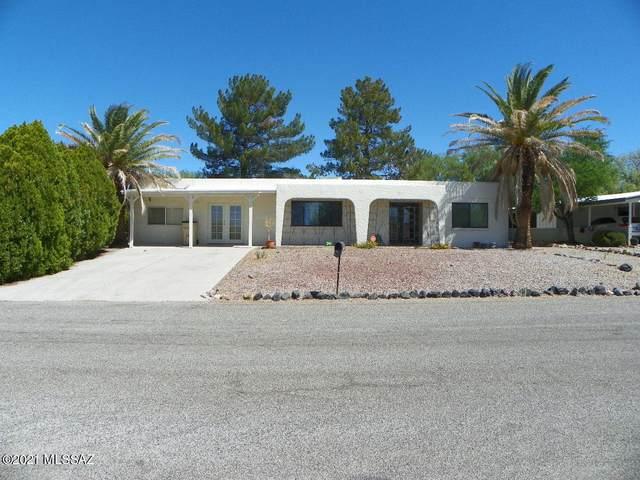 408 Calle Madrid, Rio Rico, AZ 85648 (#22113343) :: The Local Real Estate Group   Realty Executives