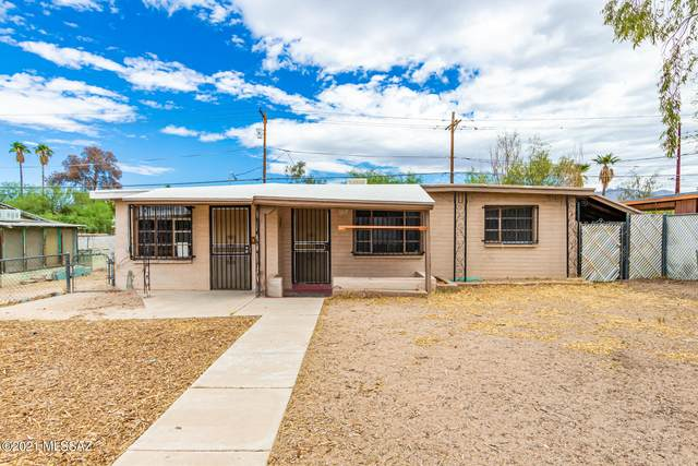1019 E Silver Street, Tucson, AZ 85719 (#22113361) :: Kino Abrams brokered by Tierra Antigua Realty