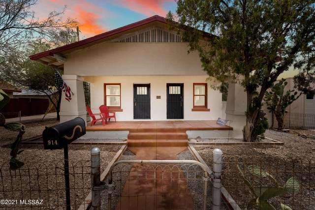 914 E Drachman Street, Tucson, AZ 85719 (#22113396) :: The Dream Team AZ