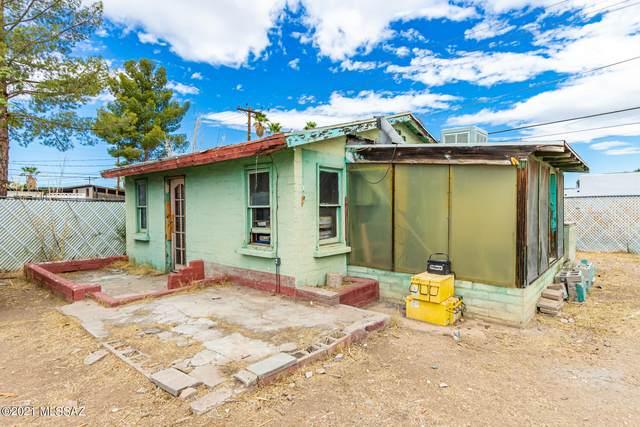 1017 E Silver Street, Tucson, AZ 85719 (#22113400) :: Kino Abrams brokered by Tierra Antigua Realty