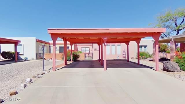 185 W Calle De Las Profetas, Green Valley, AZ 85614 (#22113464) :: The Dream Team AZ