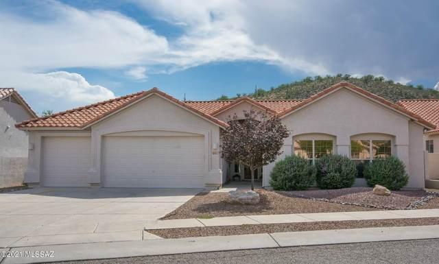 7558 E Camino Amistoso, Tucson, AZ 85750 (#22113499) :: Kino Abrams brokered by Tierra Antigua Realty